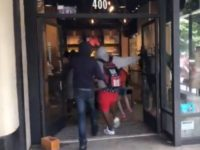 Looters Strike Santa Monica Retail Stores in Broad Daylight