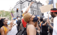 Watch Live: George Floyd Protest in Washington, DC