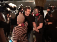 Watch: Rioters Assault Breitbart Reporter, Another Journalist Outside White House