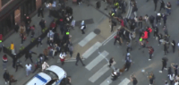 Windy City Warzone: Agitators Brawl with Chicago Cops