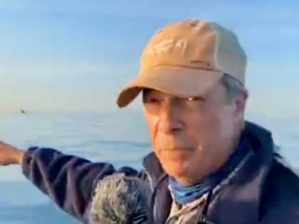 Watch: Farage Again Catches French Ships Escorting Illegal Migrant Boats Into British Waters