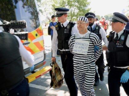 Lockdown Protest London