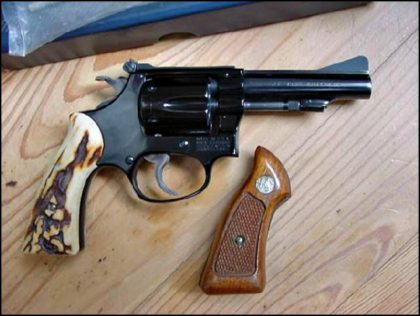 Smith and Wesson Gun Kit