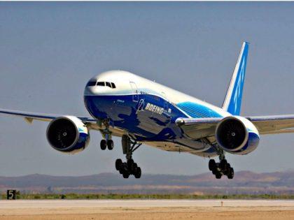The Boeing 777-200LR WorldLiner