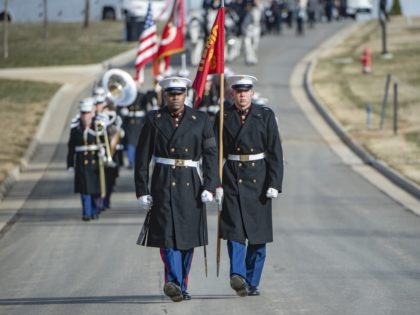USMC Arlington National Cemetery (Flickr)