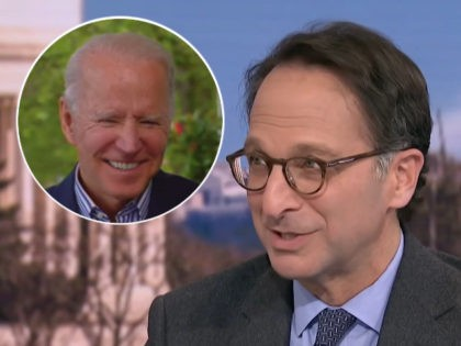 Joe Biden's Campaign Cancels Fundraiser with Mueller Team's Andrew Weissmann