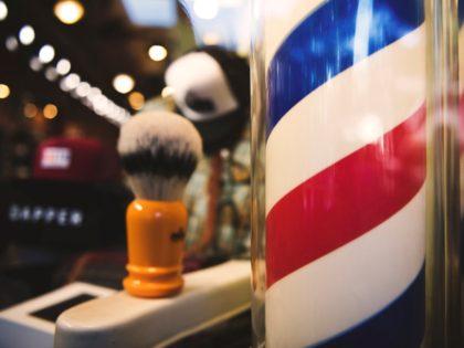 barber trim shave beard