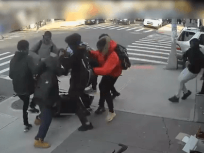 Police arrested Howard and charged him with robbery and gang assault for being among a group of five teenagers caught on video allegedly attacking a Brooklyn girl on Utica Avenue in Crown Heights on March 5.