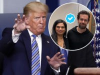 Twitter's Vijaya Gadde Sees Trump as 'Peurile and Deceptive'