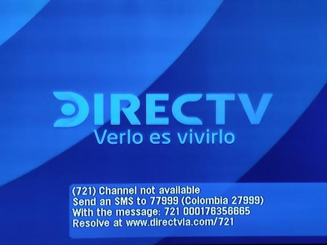 DirecTV signal cut in Venezuela