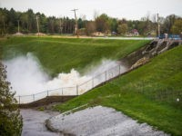 VIDEO: Michigan Dam Fails During Record Flooding, Draining Entire Lake