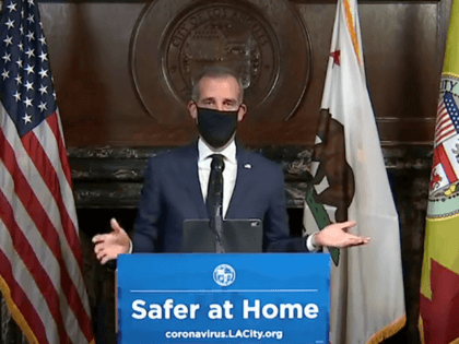 Justice Department Warns Los Angeles Stay-at-Home Extension Could be Illegal