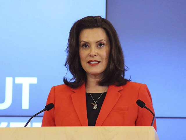 Governor Whitmer reopens some businesses in part of northern MI