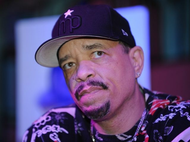 NEW YORK, NY - OCTOBER 12: Hip-hop artist Ice-T attetnds the CBGB Music & Film Festival 2013 - By Invitation Only Q&A With ICE-T on October 12, 2013 in New York City. (Photo by Brad Barket/Getty Images for CBGB)