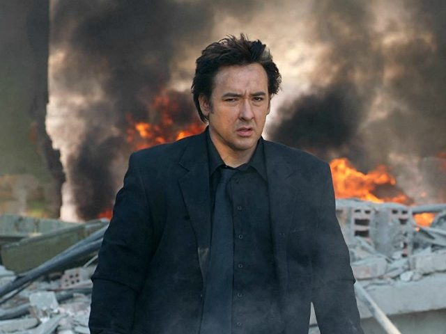 John Cusack in War, Inc. (2008)