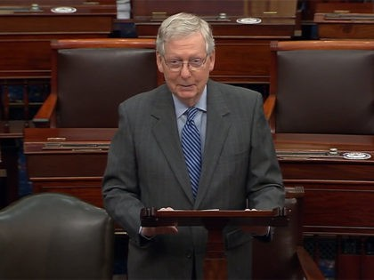 McConnell: I Think Someone at IRS Leaked Tax Info to Impact Tax Debate, Reminds Me of Them Targeting Tea Party Groups