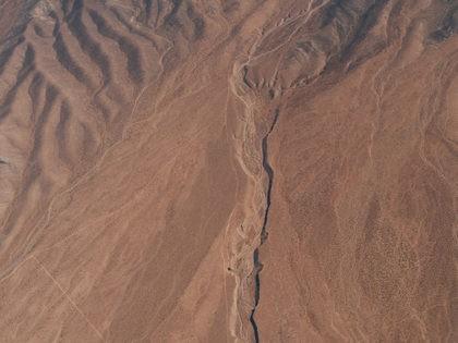 Nevada desert.