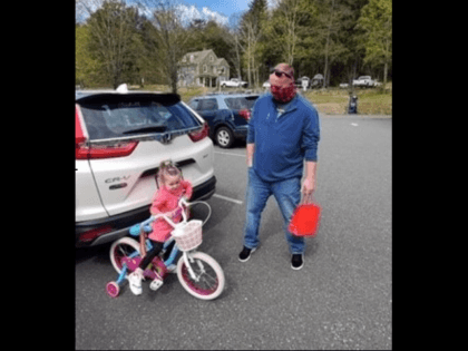 Melts your heart..... Trooper Jim Burke who is assigned to the State Police - Milton Barracks responded to the Blue Hills Reservation to take a report of a missing bicycle. When he arrived, he learned that a young girl and her family were visiting the Houghton's Pond area. They left …