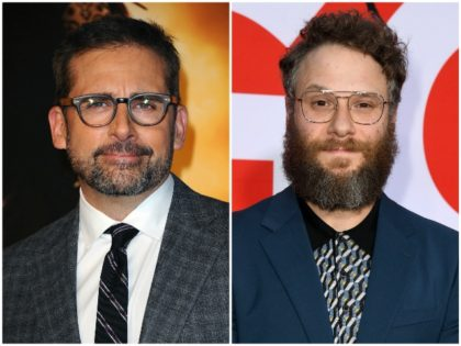 Steve Carell, Seth Rogen Among Celebs Donating Bail Money for Minneapolis Protesters
