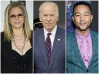 Barbra Streisand, John Legend Teaming Up to Raise Money for Joe Biden