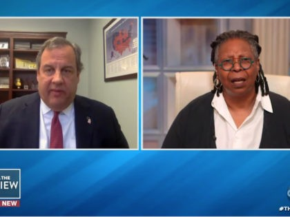 Whoopi Goldberg to Chris Christie: Who In Your Family Are You Willing to 'Sacrifice to Die?'