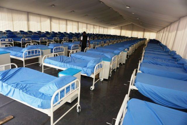 Virus cases leap in Nigeria's Kano