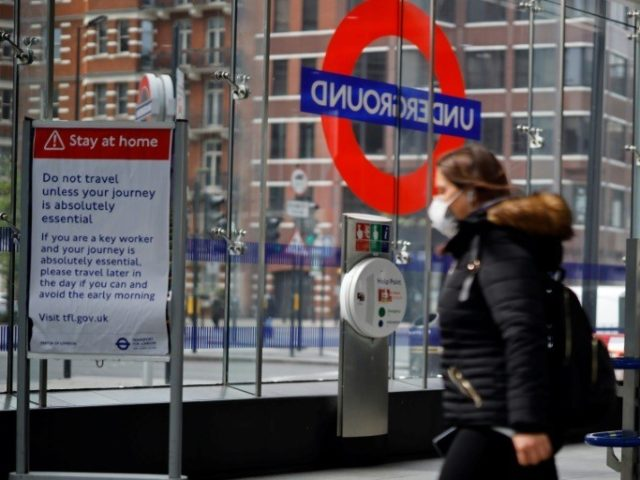 UK rail worker dies from virus after spitting assault