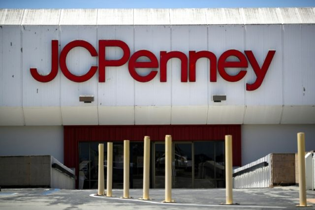 US department store JCPenney files for bankruptcy