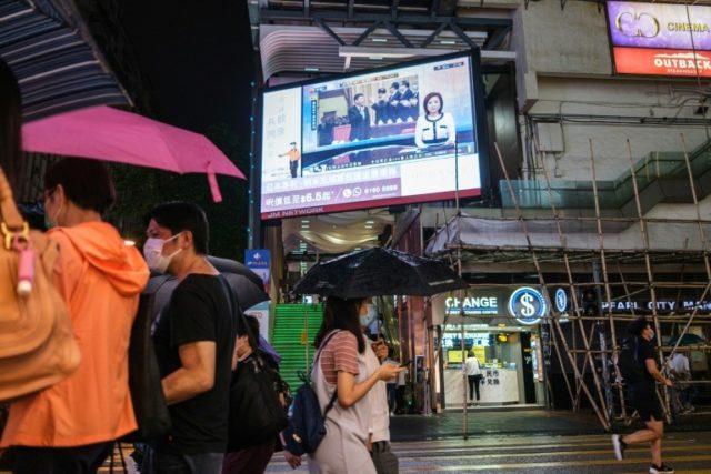US warns China against 'highly destabilizing' Hong Kong move