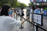 Proposed Health Code App Sparks Anger in China