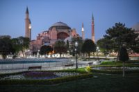 Turkey mosques reopen for mass prayers