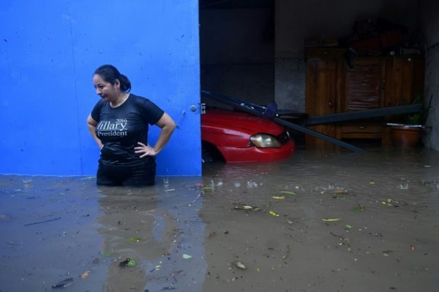 Deadly Tropical Storm Amanda hits El Salvador, Guatemala