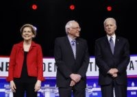 Sanders, Warren Call on Joe Biden to 'Restrict' Aid to Israel