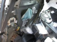 U.S. Customs and Border Protection officers seize a load of methamphetamine at a California border crossing. (Photo: U.S. Customs and Border Protection/El Centro Sector)