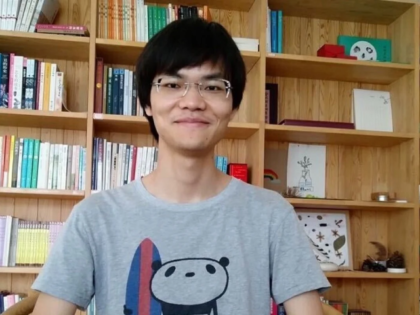 Cai Wei (pictured) and Chen Mei have been in detention for almost two months. Photo: Handout