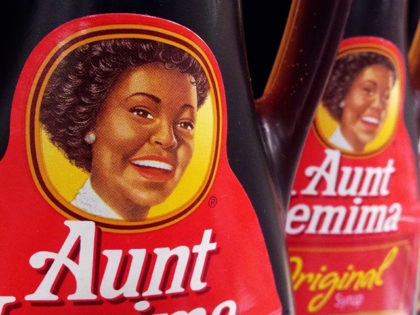 Aunt Jemima, Syrup.