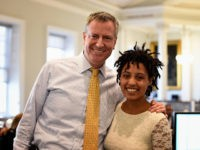 Bill de Blasio on Daughter's Arrest: 'Proud of Her That She Cares so M