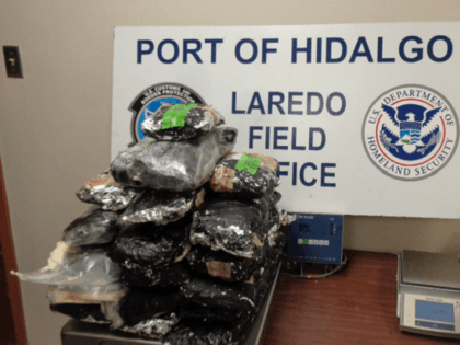 Methamphetamine and heroin seized at the Hidalgo Port of Entry. (Photo: U.S. Customs and Border Protection/Hidalgo Port of Entry)