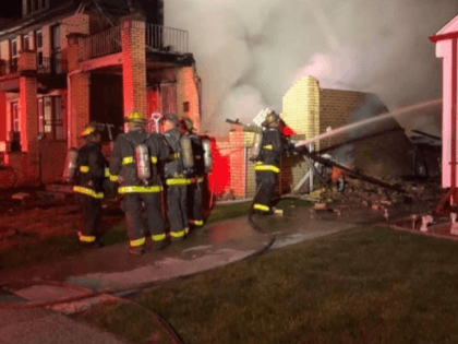 Detroit Father of Five Loses Home, Work Truck in Fire