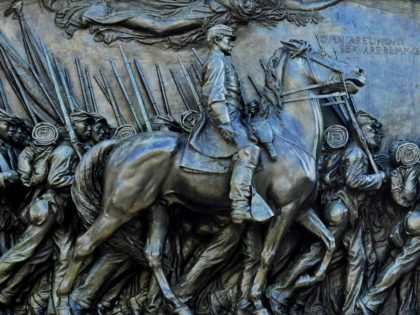 The Shaw 54th Regiment Memorial (Tony Fischer / Flickr / CC / Cropped)