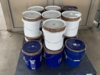 Del Rio Sector CBP officers seize more than 565 pounds of liquid methamphetamine at a Texas-Mexico port of entry. (Photo: U.S. Customs and Border Protection/Del Rio Sector)