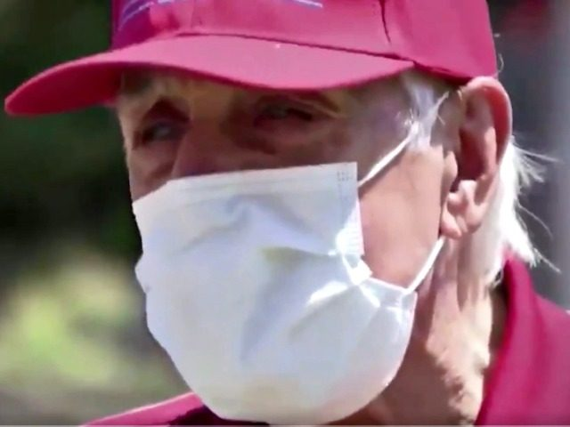 82-year-old Trump Supporter Who Was Beaten