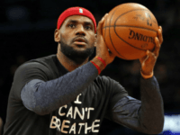 LeBron James on Police Shooting Reward Challenge: 'Zero Comment'