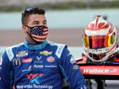 NASCAR's Bubba Wallace Debuts #23 Car Co-Owned by Michael Jordan
