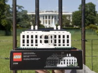 "Adam Reed Tucker, 38, who combined his childhood love of building with his career as an architect to develop the LEGO Architecture series of replica models showcases his newest creation, The White House on Friday, July 2, 2010 during the opening of his show ""LEGO Architecture: Towering Ambition"" at the …"