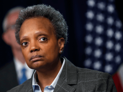 Chicago Mayor Lightfoot: Looters Exploiting 'Anger,' 'Frustration' over Trump's Coronavirus Response