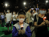 Thousands in Hong Kong Attend 'Illegal' Tiananmen Square Memorials