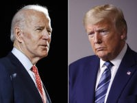 Poll: Virginia Now a Battleground State As Biden Lead over Trump Plunges to 5 Points
