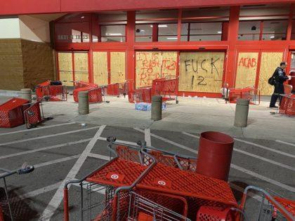 Austin Target Vandalized