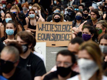 Bethesda Black Lives Matter (Olivier Douliery / AFP / Getty)